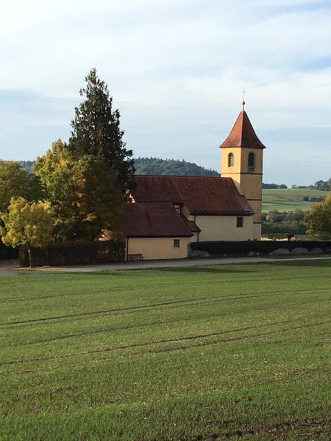 Altes Forsthaus | Gabriela Langer - Rothenburg ob der Tauber, Kirnberg, Fränkisches Seenland, Frankenhöhe, Taubertal, Golfen, Wein