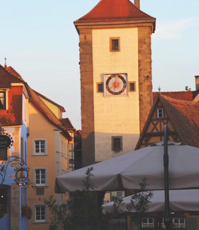 Forsthaus Bayern Gabriela Langer - Ferienhaus, Rothenburg ob der Tauber, Urlaub mit Hund, Pool, Garten, romantische Straße, DTV klassifiziert